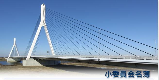 小委員会名簿|北海道土木技術会 鋼道路橋研究委員会